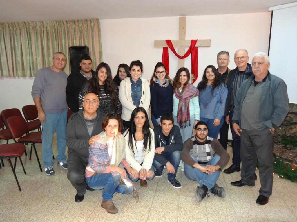 Erstes SYF - Seminar in Israel